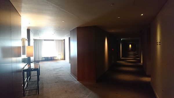 palacehoteltokyo elevatorhall.JPG